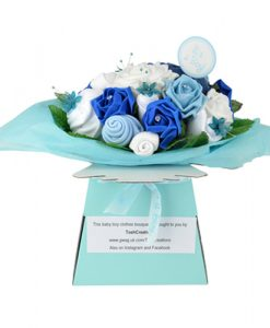Baby Boy Clothes Bouquets
