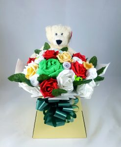 New Baby Teddy Bear Gift