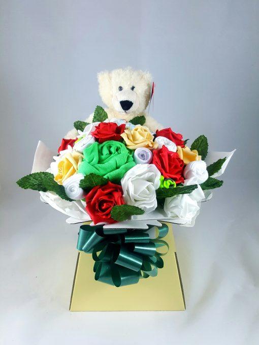 New Baby Teddy Bear Gift
