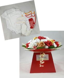 Baby Clothes Keepsake