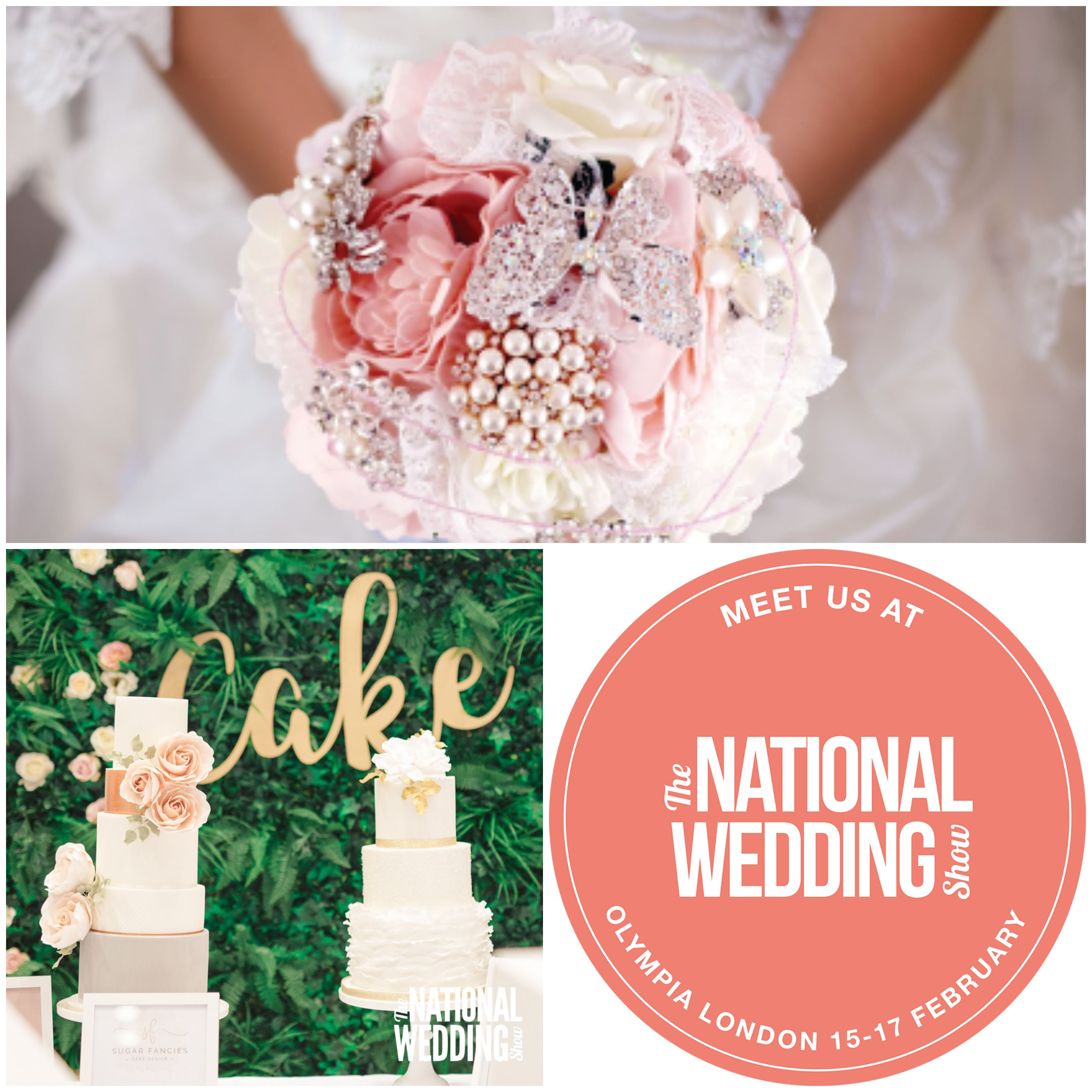 ToshCreations at the National Wedding Show